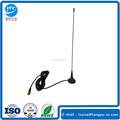 Magnet Base Car Digital TV DVB T Antenna With SMA Male Connector