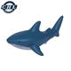 Jumbo softball stress balls printed shark stress ball with water transfer