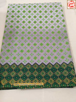 visco wax print fabric/long batik skirts for women/sheer fabric