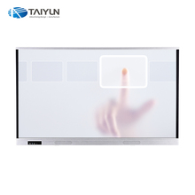 75 Inch Multi Touch Screen Smart Whiteboard 3840x2160P UHD LCD Smart TV