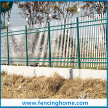 Building used aluminum fence gates and galvanized metal fencing for sale