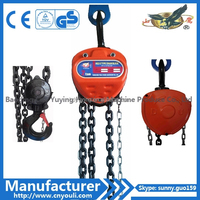 1ton-20ton OEM/ODM HSZ-D type hand winch pulley