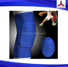 Extended Leg Support Knee Sleeves Hexpad Compression Pad Basketball