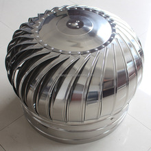 factory direct Stainless Steel Non-power Turbine Roof wind Ventilator