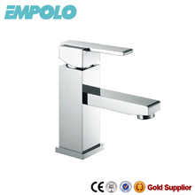 Single handle waterfall faucet,chrome finishing wash basin faucet 12 1101