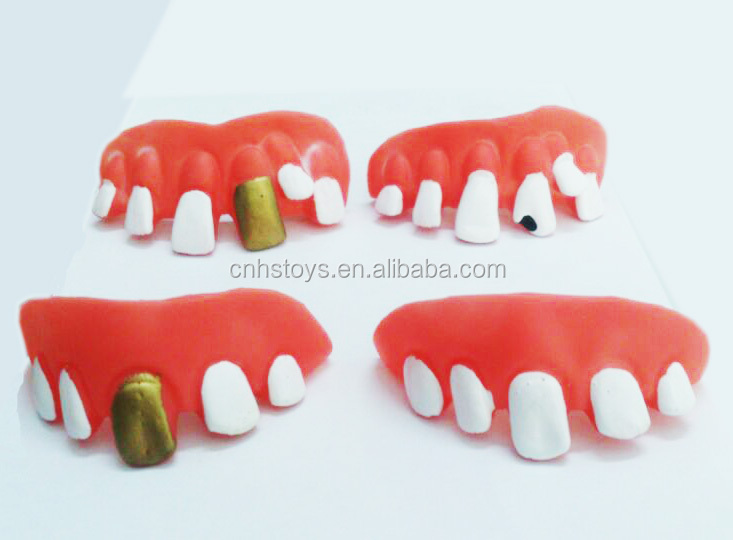 Latest Fashion Halloween toy Vampire fangs
