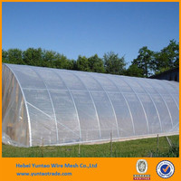 PE Agricultural plastic greenhouse for planting mushroom uv protection greenhouse plastic film