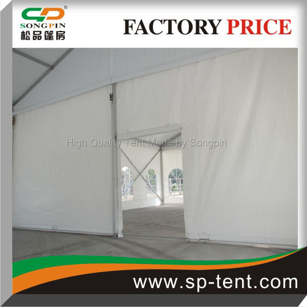 cubicle tent 10x20m with separate room for sale