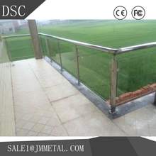 Modern design durable chrome railing