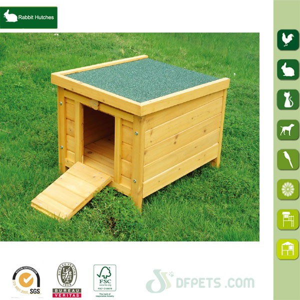 Wooden Small Cage For Rabbit