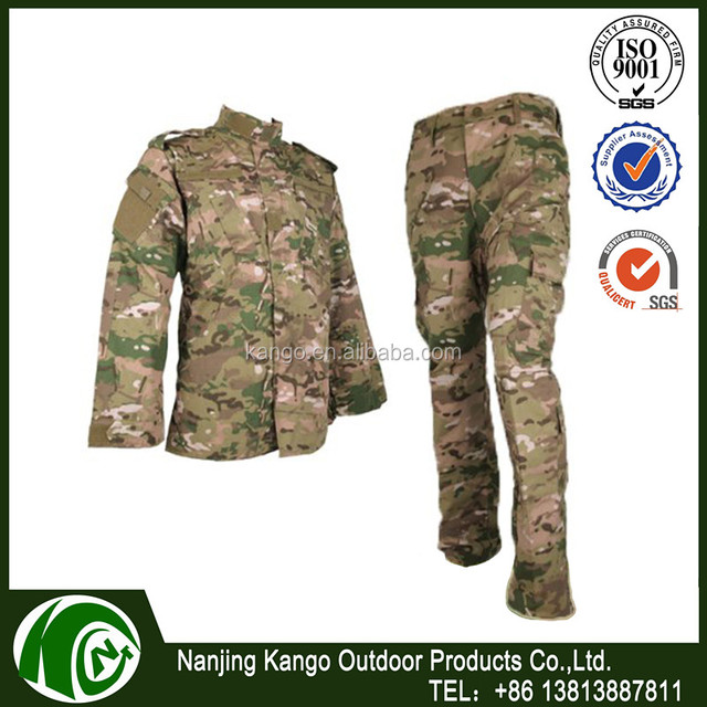K-ANGO Germany Market Oriented Fashion Created military uniform men jackets made in china