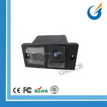 High Quality CCD Backup Rear View Camera With Distance Guide for Hyundai Accent