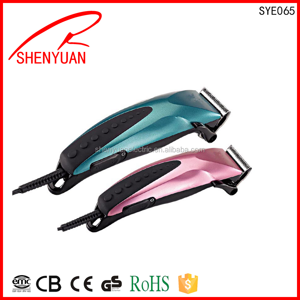 Low cost Hot Professional hair clipper barber shop equipment best hair clipper trimmer OEM with CE ROHS