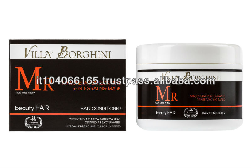 Reintegrating Hair Mask - makes hair bright, full-bodied, silky, easy to comb and makes it absolutely easy to style
