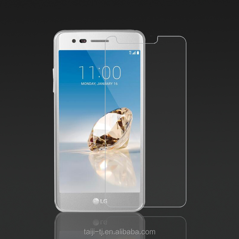 Ultra Clear Shock-Proof Asahi Tempered Glass Screen Protector For LG Aristo
