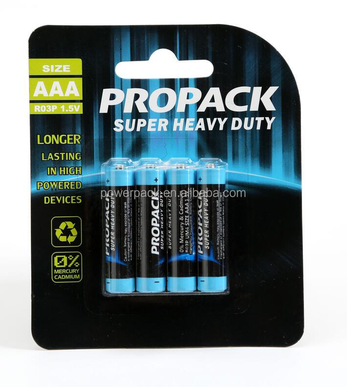UM-4 Super Power AAA battery R03