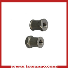 Special HDG&Nickel Finish Flat Head Hex Body Nut