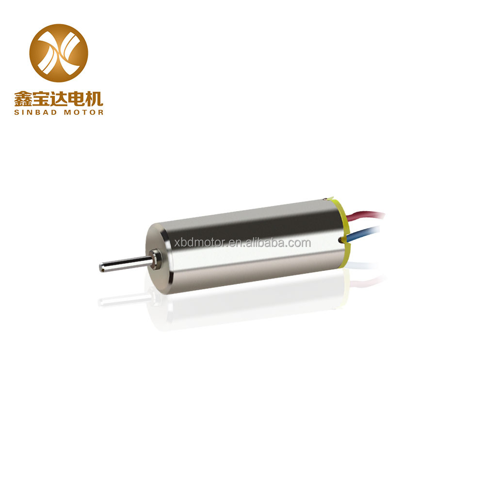 3v micro dc coreless motor 0610 for toy car