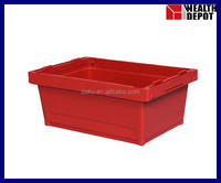 N4030/240KR -- Extra Large Plastic Storage Boxes with Bars for Storage