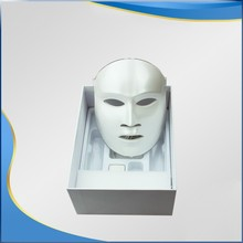 led mask 625nm red light mask help absorb cosmetic