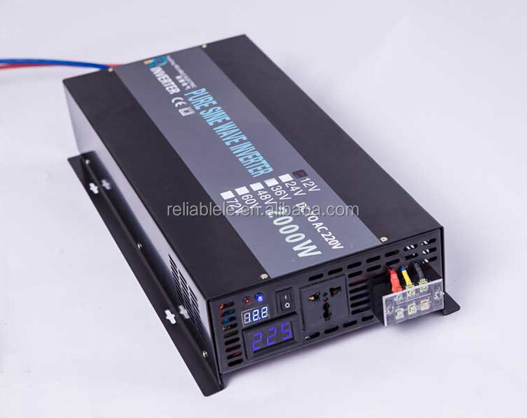 Promotion 12v 220v full power 2000w peak power inverter power inverter