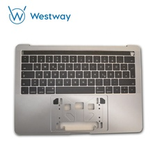 Original new repair <strong>parts</strong> upper case for Macbook 13&quot; A1708 C cover assembly