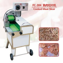FC-304 Cooked Meat Cutting Machine, Cooked Meat Slicing Machine