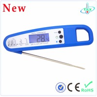 Bottom price hot selling folding digital food thermometer
