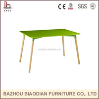 high quality square solid wood tea tables and chairs sets