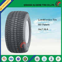 Lawn and Garden tyres 13X5.00-6 for lawn mower aftermarket parts