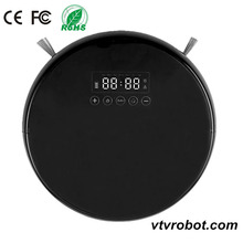 2017 new arrival floor cleaning mop robot vacuum and mop