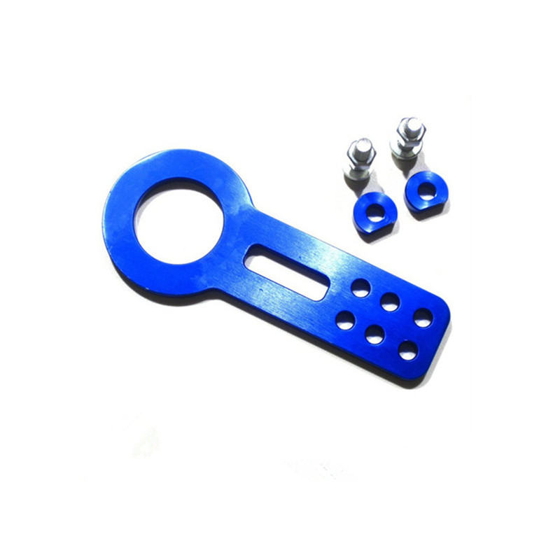 auto accessories high performance tow hook with individual packing