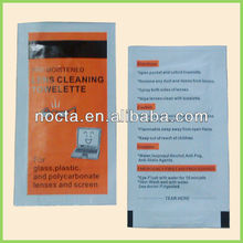 Professional factory for screen wet cleanwipe for Macbook