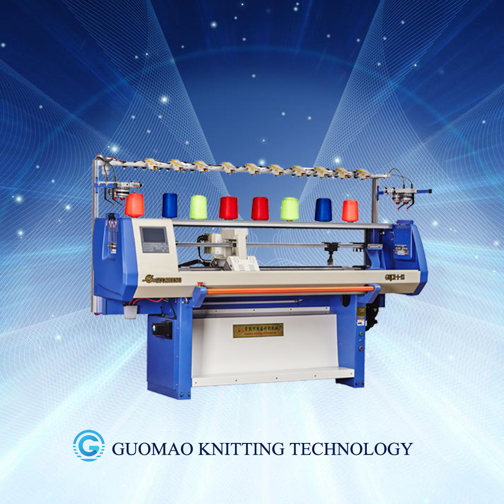 Household Automatic Jacquard Scarf Flat Knitting Machine
