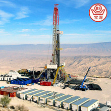 Low investment oil well digging machinery