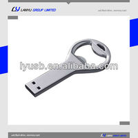 Bottle opener usb, usb flash drive bottle opener, custom promotional usb key