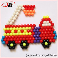 do your Fire truck ,magic water beads aque beads with opp packing added glass bottle with Spray