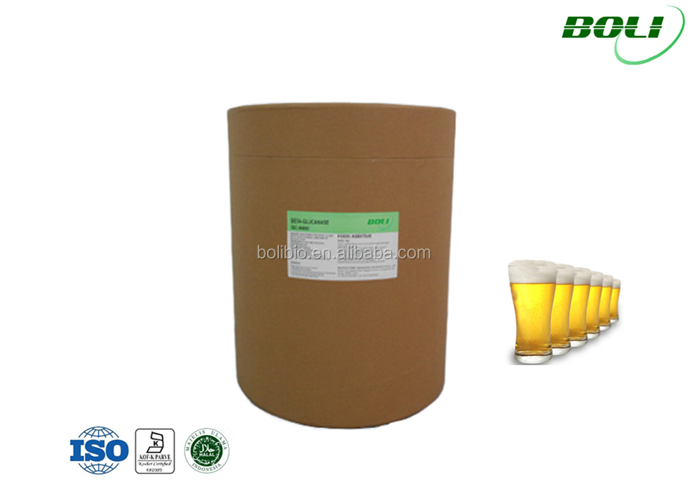 Powder Beta-Glucanase Enzyme for Alcohol and Brewing