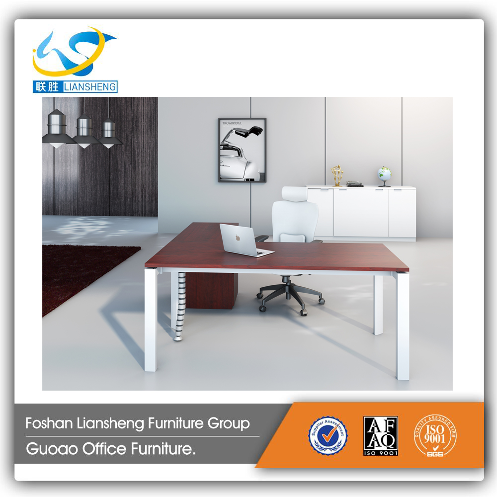 2017 Simple Design Manager Office Table Design for Office Used