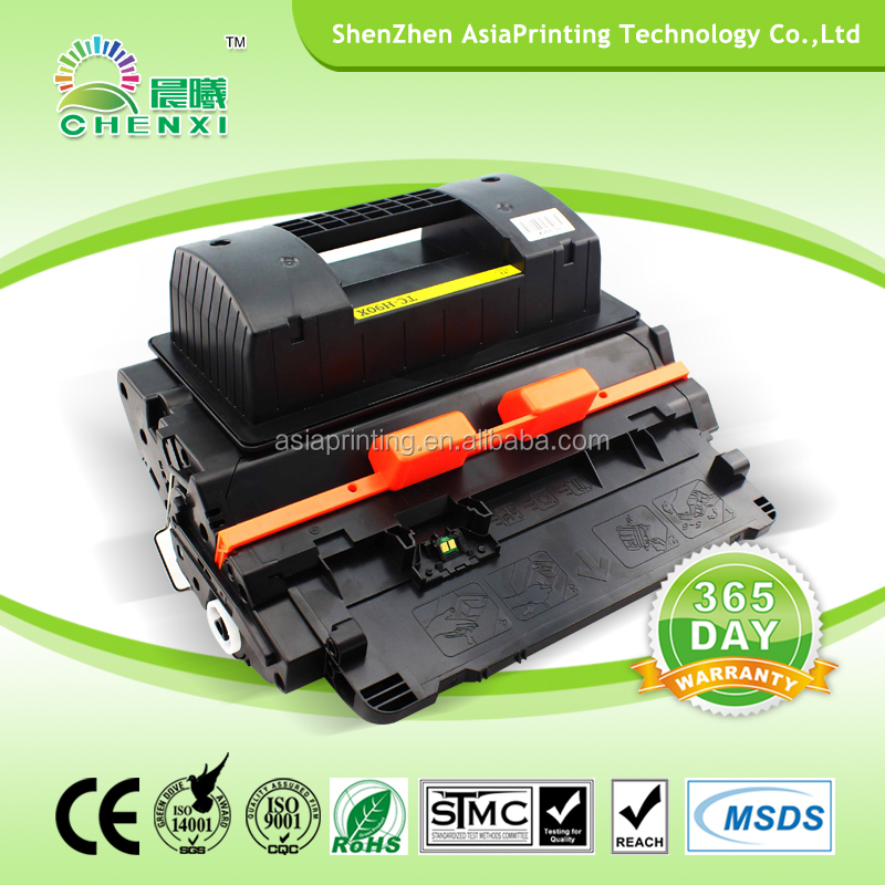 Compatible laser toner CE390X for HP Laserjet Enterprise M4555 M601n M602dn M603 printer cartridges
