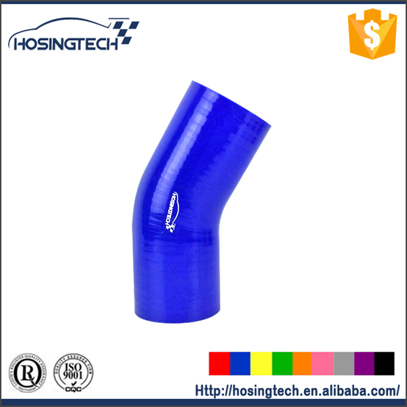 HOSINGTECH -- universal good price ID 1.5inch (38mm) 30degree turbo intercooler silicone hose