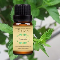Private Label Medical Grade Nature Peppermint Oil