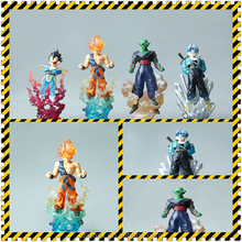 Dragon ball z anime toys customize Dragon ball z cartoon plastic pvc figurine toy
