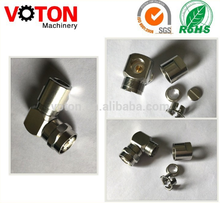 Made in china free samples TNC male 90 degree 5D-FB coaxial cable rf connector