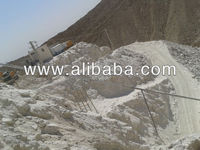 GYPSUM LUMPY POWDER