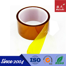 Heat resistant insulation silicone adhesive Automotive sensor polyimide PI tape