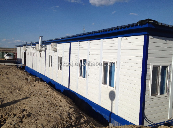 New fashion!!!Prefabricated houses living container house