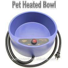 Pet Products keeps drinking water ice-free custom plastic dog bowl for cat