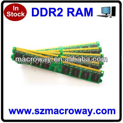 533,677,800mhz full compatible ddr2 24gb