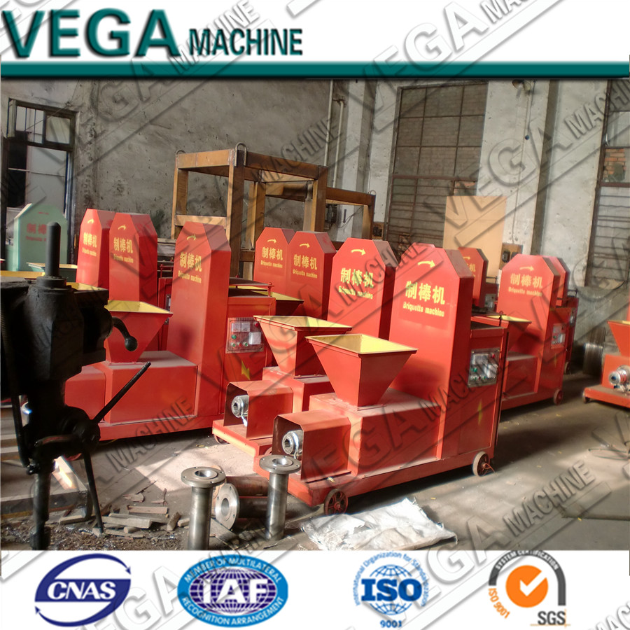 high rate multifunctional 300kg/h sawdust briquette machine for Romania